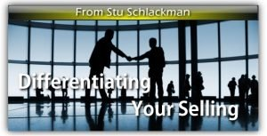 Differentiating Your Selling