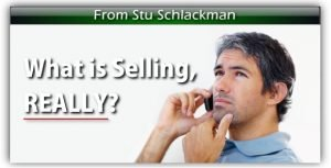 What is Selling, REALLY?