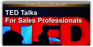 TED Talks for Sales Professionals